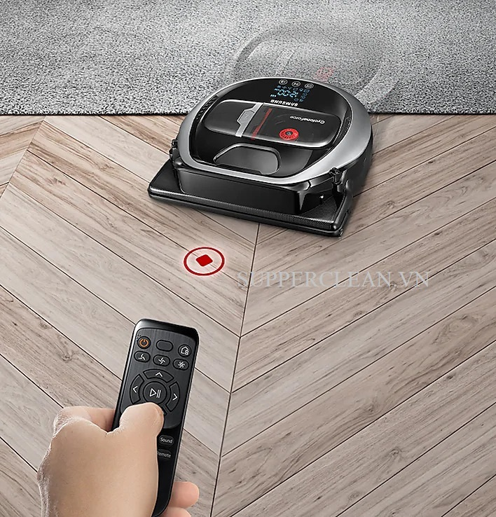 Robot dễ dàng điều khiển bằng remote từ xa