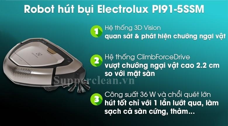 electrolux PI91-5 SSM