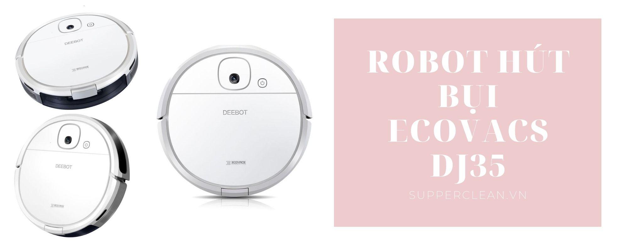 robot hut bui ecovacs dj35