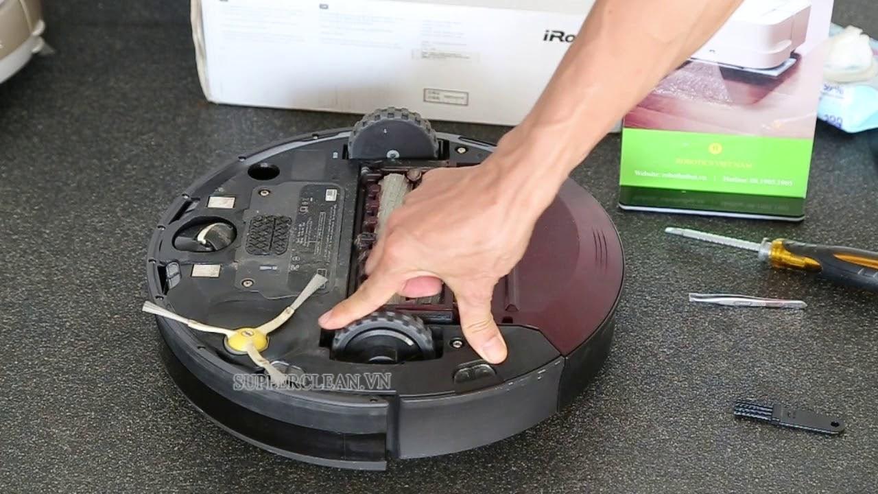 vệ sinh bánh xe
