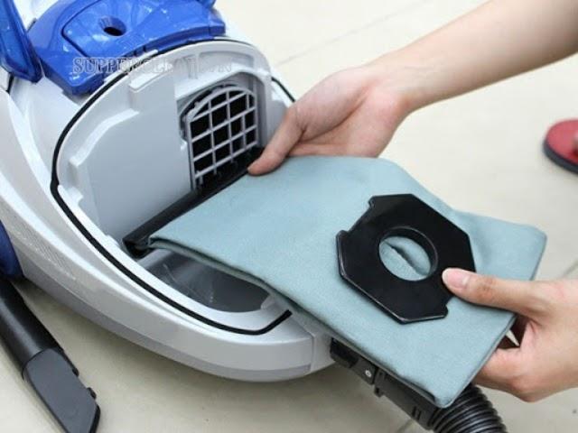 cách sử dụng máy hút bụi panasonic