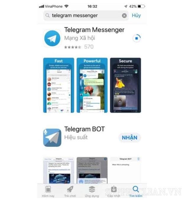 tai telegram