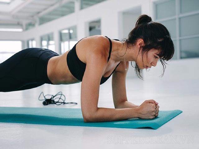 lưu ý khi tập giảm cân