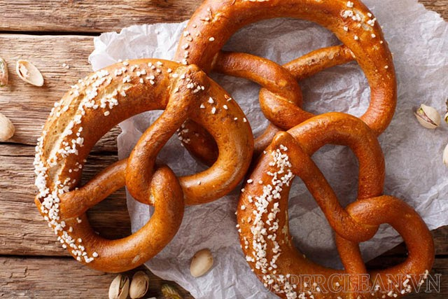 pretzel là gì