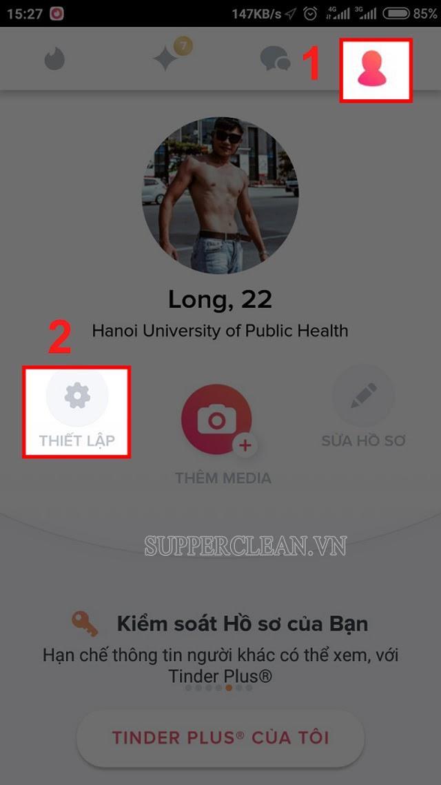 App Tinder là gì? Cách dùng như thế nào & sự thật về Tinder