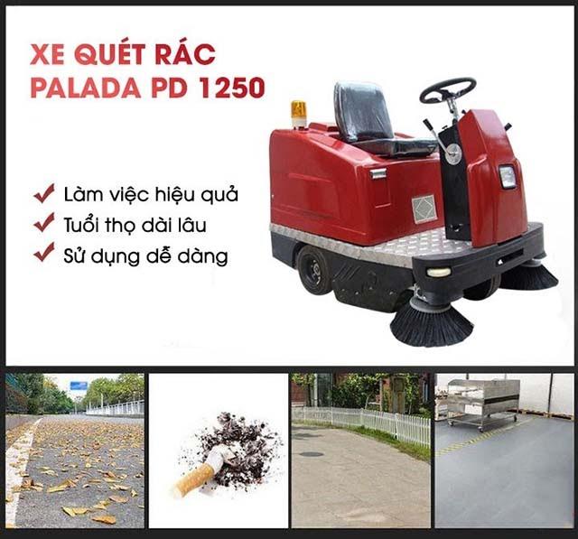Palada PD 1250
