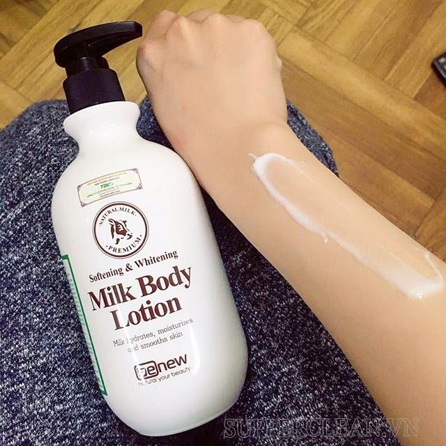 Benew Whitening Body Lotion