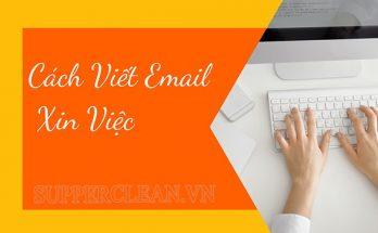 cách viết mail xin việc