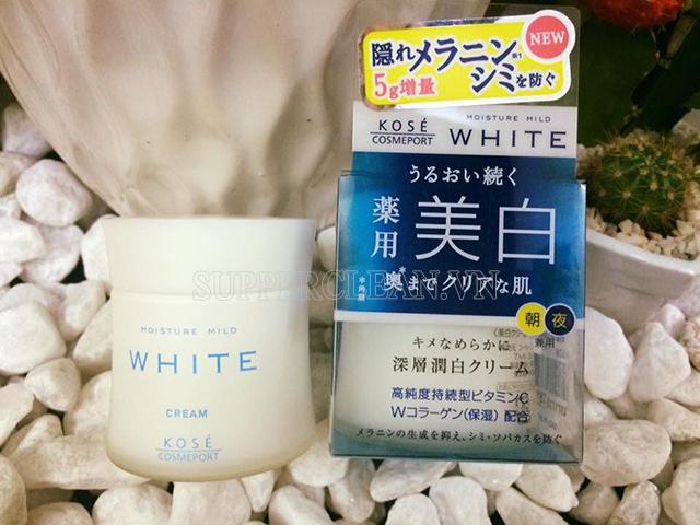 Kosé Moisture Mild White