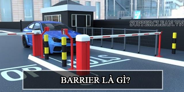 barrier là gì