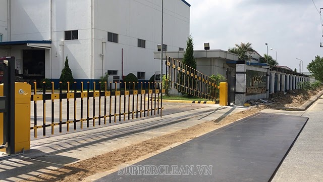 barrier rào chắn