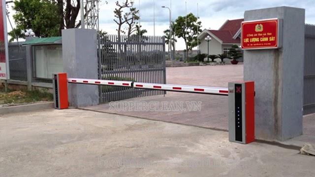 barrier cần thẳng
