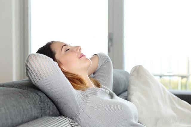 giảm căng thẳng mệt mỏi