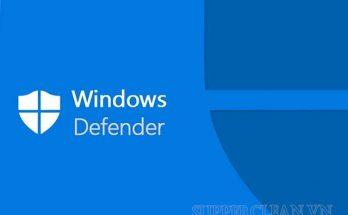 tên gọi phần mềm chống virus của microsoft trên hệ điều hành windows 10 là gì?