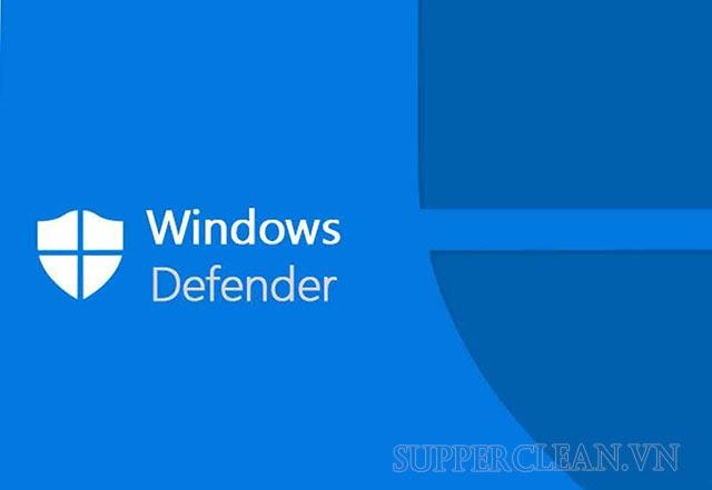 tên gọi phần mềm chống virus của microsoft trên hệ điều hành windows 10 là gì