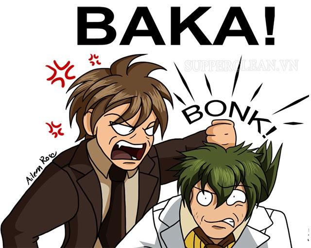 baka là gì