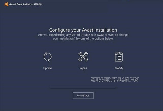 hướng dẫn cách tắt avast free antivirus win10