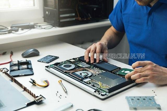 laptop bị hỏng board cao áp