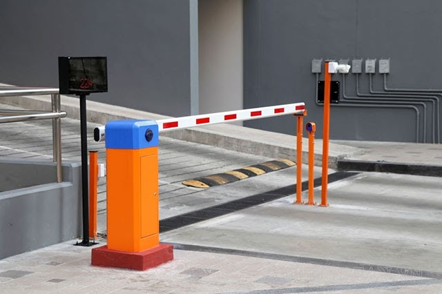 nguyên nhân làm thanh chắn barrier bị lỗi