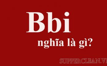 bbi là gì