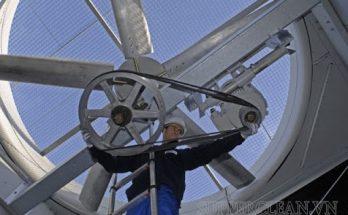 cánh quạt tháp giải nhiệt