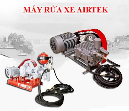 máy rửa xe airtek