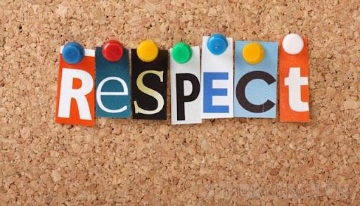 tôn trọng nhau trong tình yêu