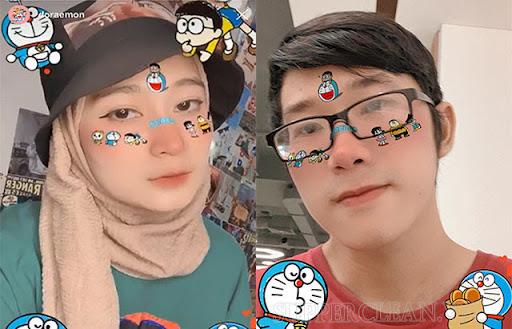 Filter Doraemon