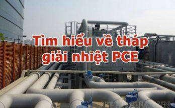 tháp giải nhiệt PCE