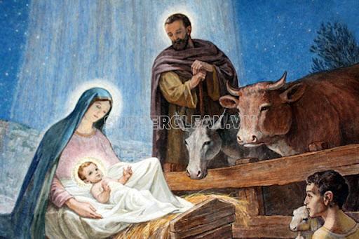 chúa Jesus ra đời vào năm nào