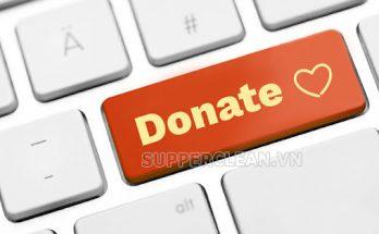 donate nghĩa là gì