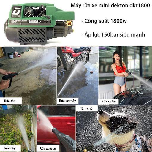 Dekton DKT1800