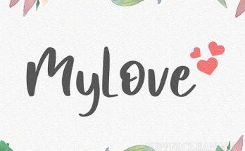 My love có nghĩa là gì